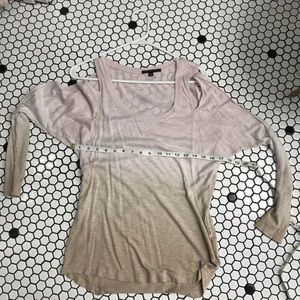 The refinery cold shoulder top size small